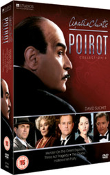 Agatha Christie's Poirot: The Collection 8 (2010) (Normal) [DVD]