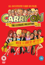 Carry On: The Ultimate Collection (1978) (Box Set) [DVD] [DVD / Box Set]