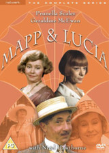 Mapp and Lucia: The Complete Series 1 and 2 (Box Set) (1985) (Box Set) [DVD] [DVD / Box Set]