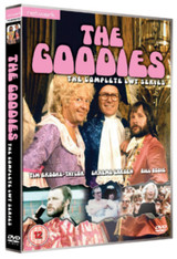 The Goodies: The Complete LWT Series (1981) (Normal) [DVD]