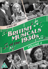 British Musicals of the 1930s: Volume 4 (1938) (Normal) [DVD] [DVD / Normal]