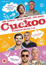 Cuckoo: Complete Series 1 to 3 (2016) (Normal) [DVD] [DVD / Normal]