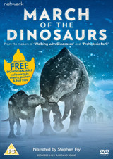 March of the Dinosaurs (2011) (Normal) [DVD] [DVD / Normal]