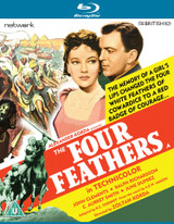 The Four Feathers (1939) (Normal) [Blu-ray]