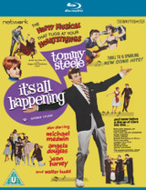 It's All Happening (1963) (Normal) [Blu-ray] [Blu-ray / Normal]