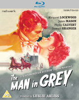The Man in Grey (1943) (Normal) [Blu-ray]
