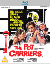 The Pot Carriers (1962) (Normal) [Blu-ray] [Blu-ray / Normal]