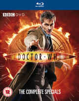 Doctor Who: The Complete Specials Collection (2010) (Box Set) [Blu-ray] [Blu-ray / Box Set]