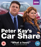 Peter Kay's Car Share: Complete Series 1 (2015) (Normal) [Blu-ray] [Blu-ray / Normal]