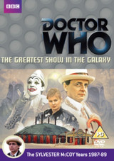 Doctor Who: The Greatest Show in the Galaxy (1988) (Normal) [DVD] [DVD / Normal]