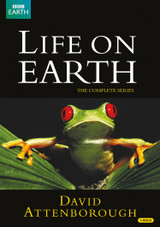David Attenborough: Life On Earth - The Complete Series (1979) (Box Set) [DVD]