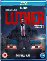 Luther: Series 5 (2019) (Normal) [Blu-ray] [Blu-ray / Normal]