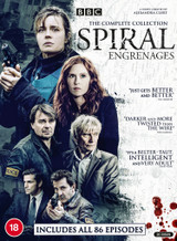 Spiral: The Complete Collection (2020) (Box Set) [DVD] [DVD / Box Set]