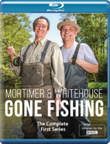 Mortimer & Whitehouse - Gone Fishing: The Complete First Series (2018) (Normal) [Blu-ray] [Blu-ray / Normal]