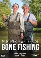 Mortimer & Whitehouse - Gone Fishing: The Complete First Series (2018) (Normal) [DVD] [DVD / Normal]