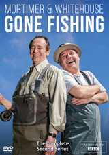 Mortimer & Whitehouse - Gone Fishing: The Complete Second Series (2019) (Normal) [DVD] [DVD / Normal]