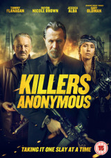 Killers Anonymous (2019) (Normal) [DVD] [DVD / Normal]