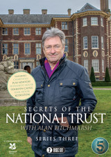 Secrets of the National Trust With Alan Titchmarsh: Series 3 (2018) (Normal) [DVD] [DVD / Normal]
