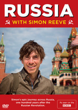Russia With Simon Reeve (2017) (Normal) [DVD] [DVD / Normal]