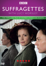 Suffragettes With Lucy Worsley (2020) (Normal) [DVD] [DVD / Normal]