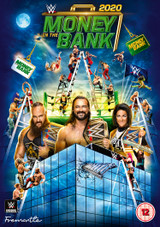 WWE: Money in the Bank 2020 (2020) (Normal) [DVD] [DVD / Normal]
