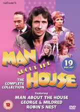 Man About the House: The Complete Collection (1981) (Box Set) [DVD] [DVD / Box Set]