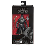 Star Wars The Black Series Knight of Ren Toy 15-cm: The Rise of Skywalker Collectible Figure [Toy]