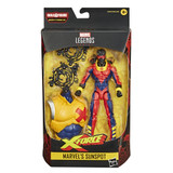 Hasbro Marvel Legends Series Collection 15-cm Marvel's Sunspot Action Figure Toy [Toy]