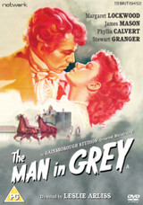 The Man in Grey (1943) (Normal) [DVD]