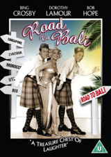 Road to Bali (1952) (Normal) [DVD]