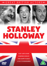 Stanley Holloway: Fast and Loose/Jumping for Joy/The Happy... (1956) (Box Set) [DVD] [DVD / Box Set]