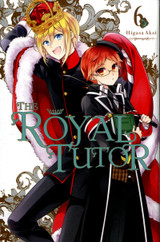 The royal tutor. 6 (Graphic ed) [BOOK]