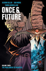 Once & future. Volume 3 (Graphic ed) [BOOK]