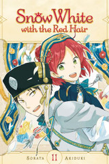 Snow White with the red hair. Vol. 11 (Graphic ed) [BOOK]