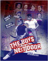The Boys Next Door (1985) (Limited Edition) [Blu-ray] [Blu-ray / Limited Edition]