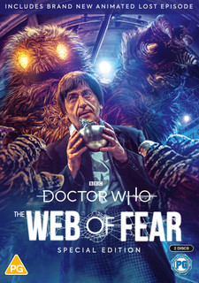 Doctor Who: The Web of Fear (1968) (Normal) [DVD] [DVD / Normal]