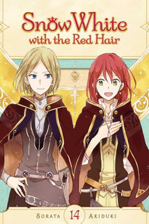 Snow White with the red hair. Vol. 14 (Graphic ed) [BOOK] [Paperback]