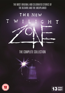 The New Twilight Zone: The Complete Collection (1989) (Box Set) [DVD] [DVD / Box Set]