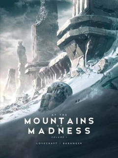 At the Mountains of Madness [BOOK] [Hardback]