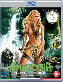 Amazonia - The Catherine Miles Story (1985) (Normal) [Blu-ray] [Blu-ray / Normal]