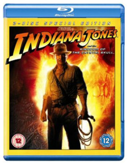 Indiana Jones and the Kingdom of the Crystal Skull (2008) (Normal) [Blu-ray] [Blu-ray / Normal]