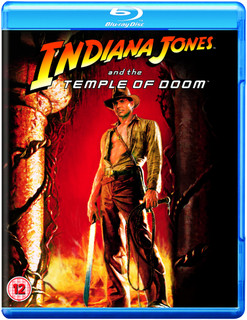 Indiana Jones and the Temple of Doom (1984) (Normal) [Blu-ray] [Blu-ray / Normal]
