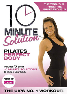 10 Minute Solution: Pilates Perfect Body (2008) (Normal) [DVD] [DVD / Normal]