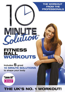 10 Minute Solution: Fitness Ball Workouts (2009) (Normal) [DVD] [DVD / Normal]