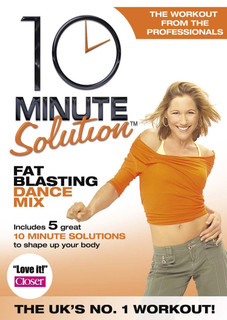 10 Minute Solution Fat Blasting Dance Mix (2008) (Normal) [DVD] [DVD / Normal]