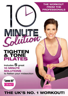 10 Minute Solution: Tighten and Tone Pilate (2012) (Normal) [DVD] [DVD / Normal]