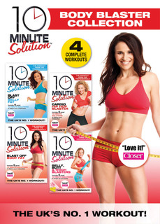 10 Minute Solution: The Body Blaster Collection (2012) (Normal) [DVD] [DVD / Normal]