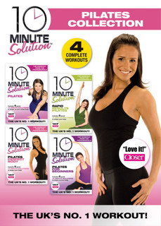 10 Minute Solution: The Pilates Collection (2009) (Normal) [DVD] [DVD / Normal]