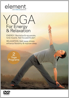 Element: Yoga for Energy and Relaxation (2014) (Normal) [DVD] [DVD / Normal]
