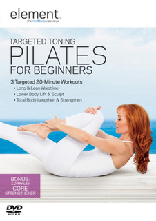 Element: Targeted Toning Pilates for Beginners (Normal) [DVD] [DVD / Normal]